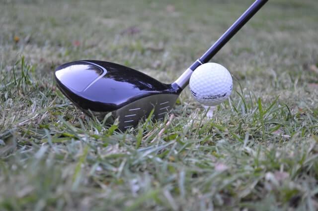 ゴルフドライバー