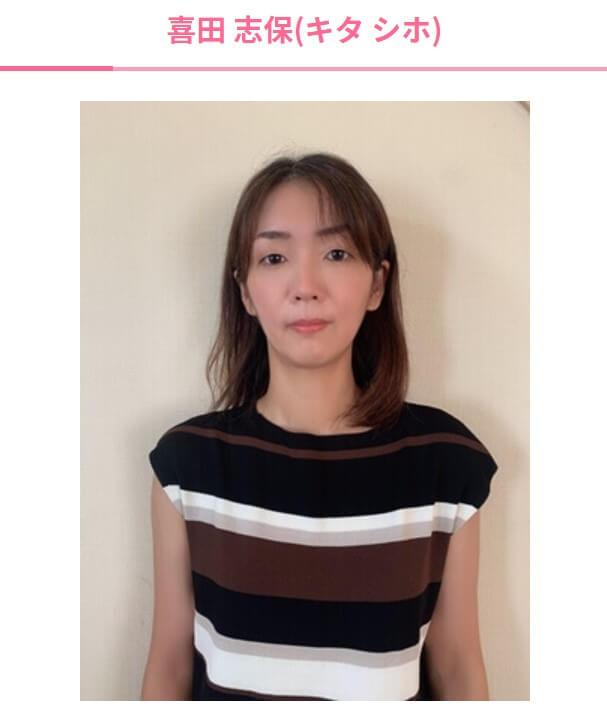 喜田純鈴の母親志保さん