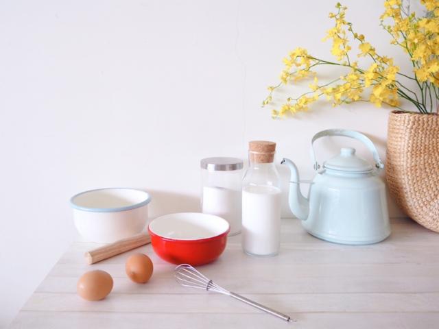 卵料理 キッチン