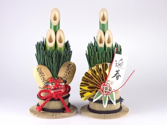 門松は関東と関西で違いはある?